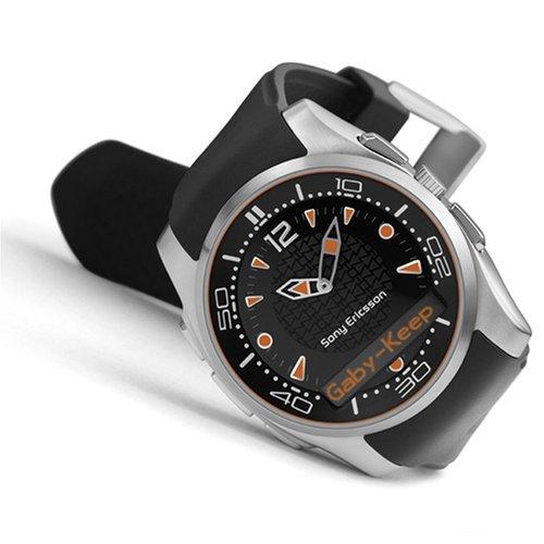 Sony Ericsson MBW-150 Music Edition Bluetooth Watch