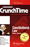CrunchTime: Constitutional Law (0735563004) by Steven Emanuel
