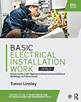 Basic Electrical Installation Work, 8th Edition