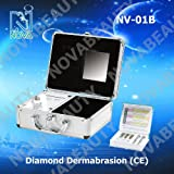 NV-01B 13.5 WATT PORTABLE NOVA NEWFACE DIAMOND MICRODERMABRASION PEELING MACHINE