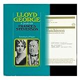 Lloyd George: A Diary by Frances Stevenson