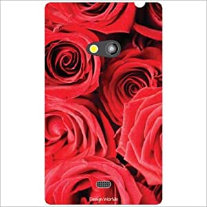 Design Worlds Back Cover Case For Nokia Lumia 625