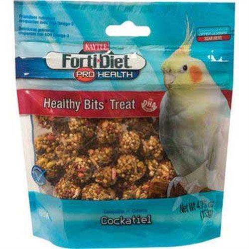 Cheap Kaytee 4.75-Ounce Forti Diet Prohealth Healthy Bit Cockatiel for Birds (BKT100502957)