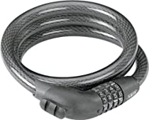 Abus Tresor 1350 Combo Cable Bicycle Lock (15mm)