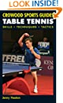 TABLE TENNIS: Skills, Techniques, Tac...