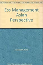 Essentials of management : an Asian perspective