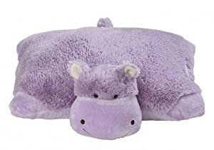 My Pillow Pets Hungry Hippo - Large (Lavender) from My Pillow Pets