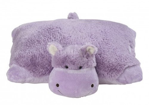 "My Pillow Pets Hippo 11"" - 1"