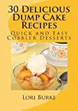 30 Delicious Dump Cake Recipes