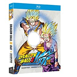 Dragon Ball Z Kai: Season Four [Blu-ray]