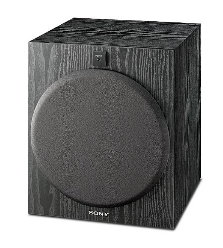 Sony SA-W2500 Performance Line 100 Watt Subwoofer (Certified Refurbished)