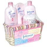 Johnson's Moisture Care Gift Set