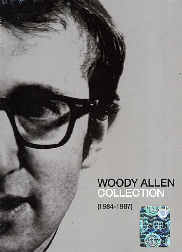 Woody Allen Collection 1984-1987 [5 DVDs] [IT Import]