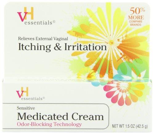 Vh Essentials Vaginal Cream Sensitive 1.5Oz