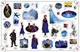 Ultimate Sticker Book: Frozen (Ultimate Sticker Books)
