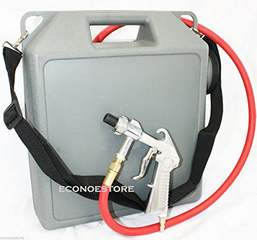 PORTABLE-AIR-SAND-BLASTER-AIR-CLEANER-CLEANING-TOOL-WITH-HOSE-AND-GUN