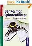 Der neue Kosmos Spinnenf�hrer