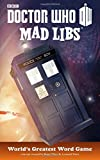 img - for Doctor Who Mad Libs book / textbook / text book