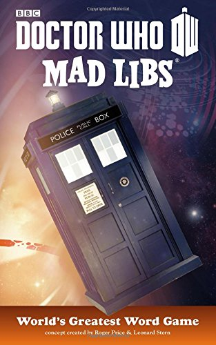Doctor Who Mad Libs Paperback – September 25, 2014 by Price Stern Sloan (Corporate Author)
