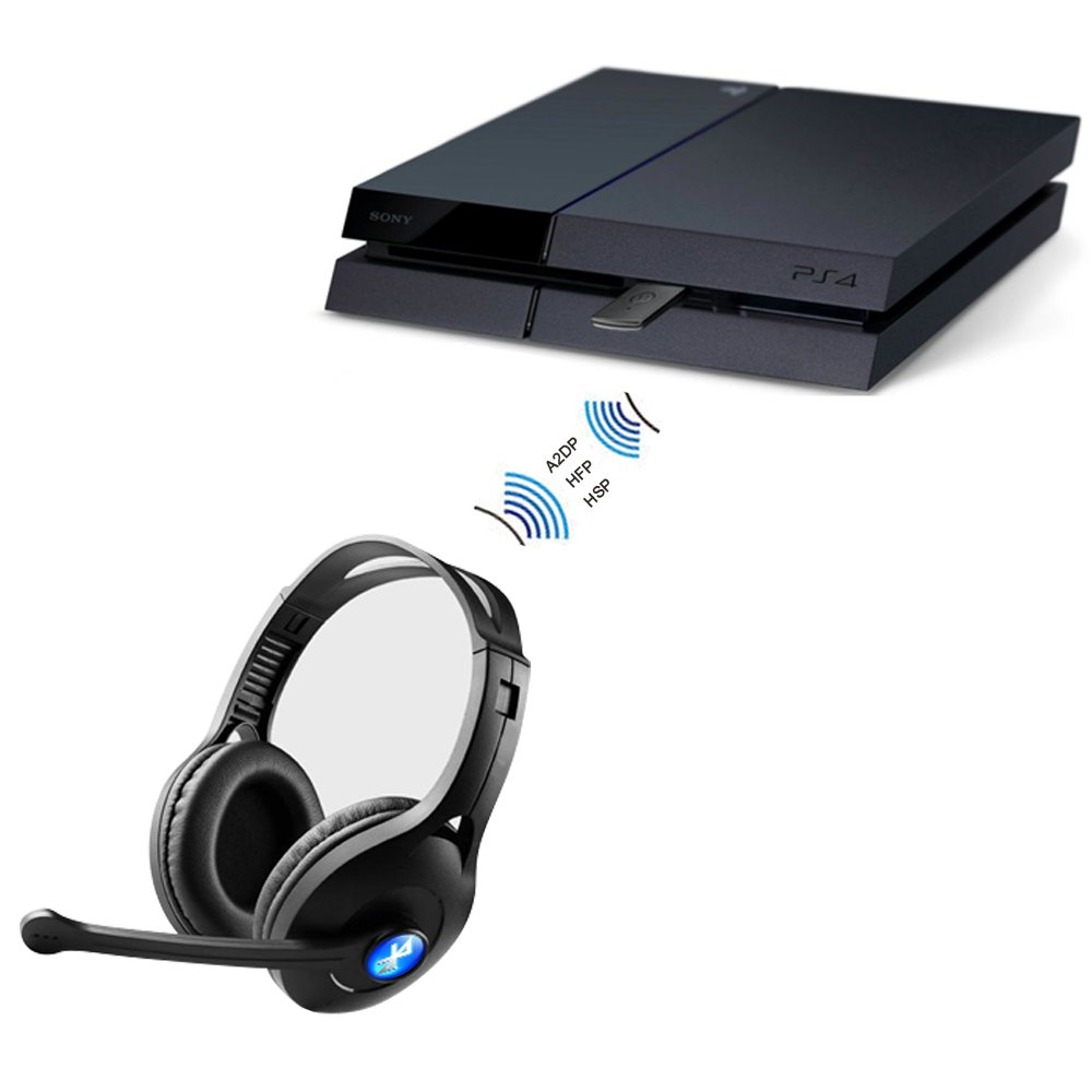 how to connect unsupported bluetooth to ps4 without dongle