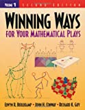 Winning Ways for Your Mathematical Plays: Volume 1 (1568811306) by Elwyn R. Berlekamp