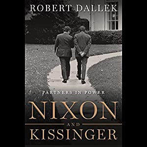 Nixon and Kissinger Audiobook