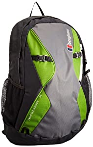 Berghaus Twentyfourseven Backpack - True Grey/Infinity Green, 25 lt