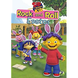 Sid the Science Kid: Sid Rock & Roll Easter
