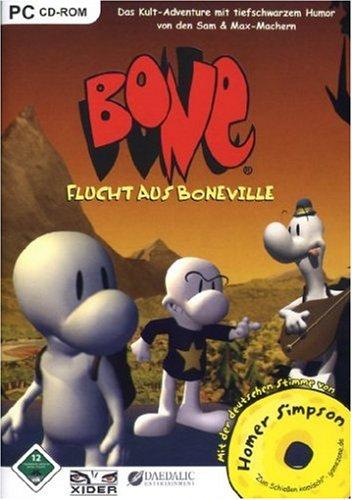 Bone - Flucht aus Boneville [Edizione : Germania]