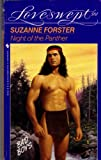 NIGHT OF THE PANTHER (Loveswept) (0553442163) by Forster, Suzanne