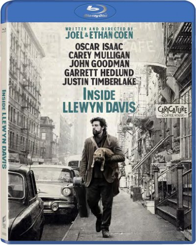 Inside Llewyn Davis [Blu-ray] starring Oscar Isaac, Mr. Media Interviews