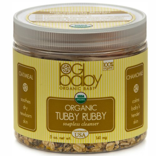 OGbaby Really Fragrance Free Organic Tubby Rubby