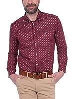 SIR RAYMOND TAILOR Shirt Toe (BURDEOS)