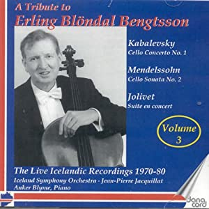 A Tribute to Erling Blondal Bengtsson Vol. 3