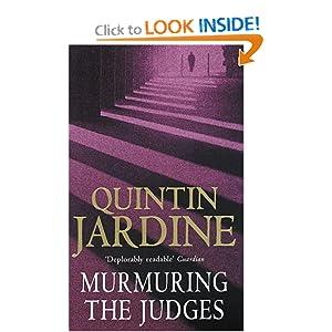 Murmuring the Judges - Quintin Jardine