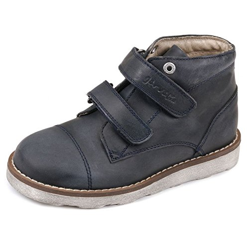 Garvalin - Pantofole a Stivaletto Unisex - Bambini , Blu (blu), 29