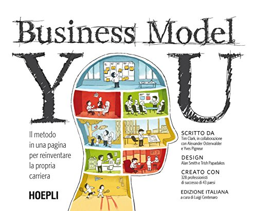 Business Model You Il metodo in una pagina per reinventare la propria carriera Marketing e management PDF