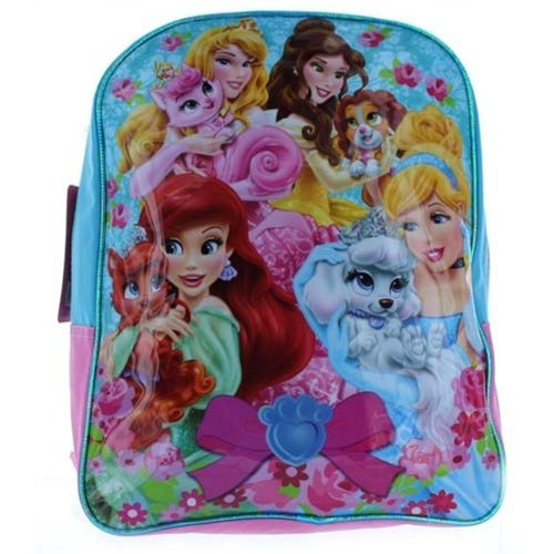 Disney Princess Palace Pets 14 inch Backpack Cute Pets - 1