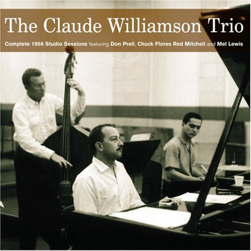Complete 1956 Studio Session by Claude Williamson