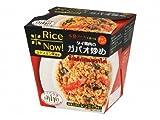 nobrand タイの台所 Rice Nowタイ鶏肉のガパオ炒め 170g×12個 食品 (586463)