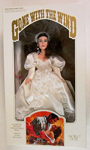 World Doll - Scarlett O\'hara in Wedding Dress, Gone with the Wind ...