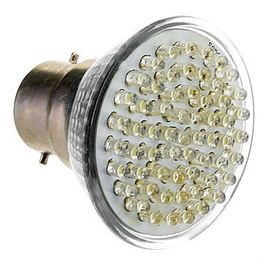 B22 36-5050 Smd 5.5-6.5W 650Lm 4000-4500K Natural White Led Corn Bulb (220-240V)
