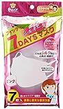 フィッティ 7DAYSマスク シルキータッチ 小さめサイズ ピンク 7枚入