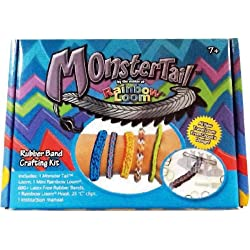[Best price] Novelty & Gag Toys - Rainbow Loom Monster Tail - toys-games