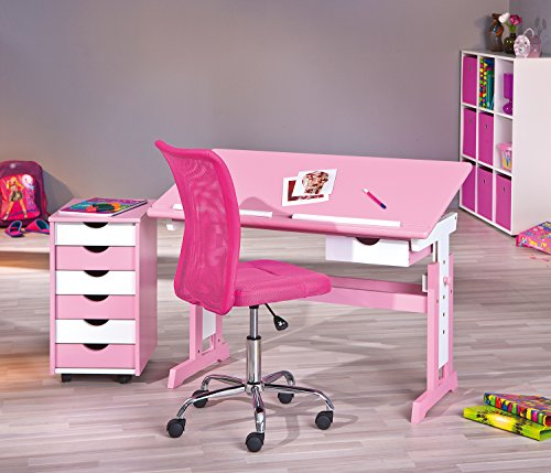 links 99800350 kinderschreibtisch sch lerschreibtisch. Black Bedroom Furniture Sets. Home Design Ideas
