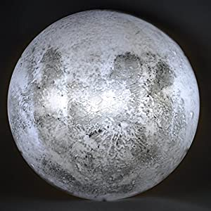 TRIXES Remote Control Moon In MY Room Wall Light Lamp ... by TRIXES