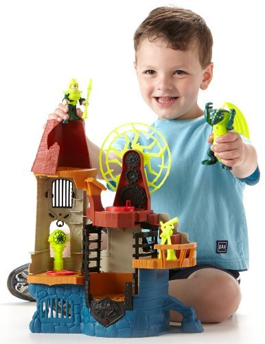 Fisher-Price Imaginext Castle Wizard Tower at Sears.com
