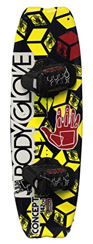 Body Glove Adult Concept Wakeboard Yellow/Black