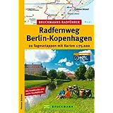 """Bruckmanns Radf�hrer Berlin-Kopenhagen: 20 Tagesetappen mit Karten 1:75.000von """"Thorsten Br�nner"""""""