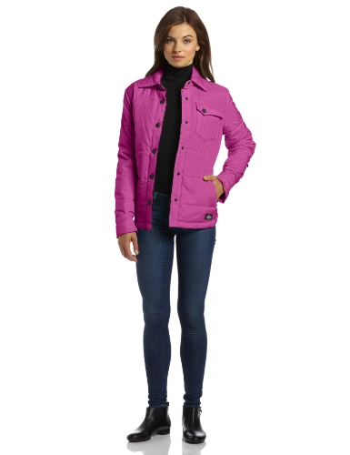 Best Dickies Women's DPS Quilted Jacket